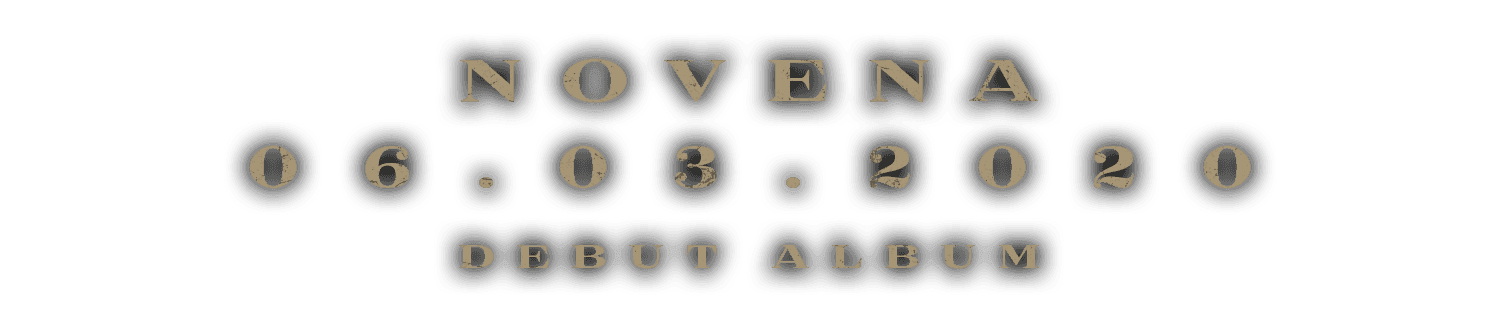 Novena debut album release date March 6th 2020